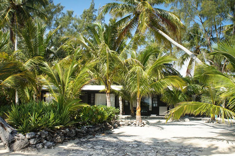 Small Hope Bay Lodge in the Bahamas