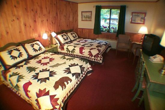 Northern Lights Lodge Stowe