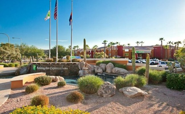 Holiday Inn Express Hotel And Suites Scottsdale Old Town