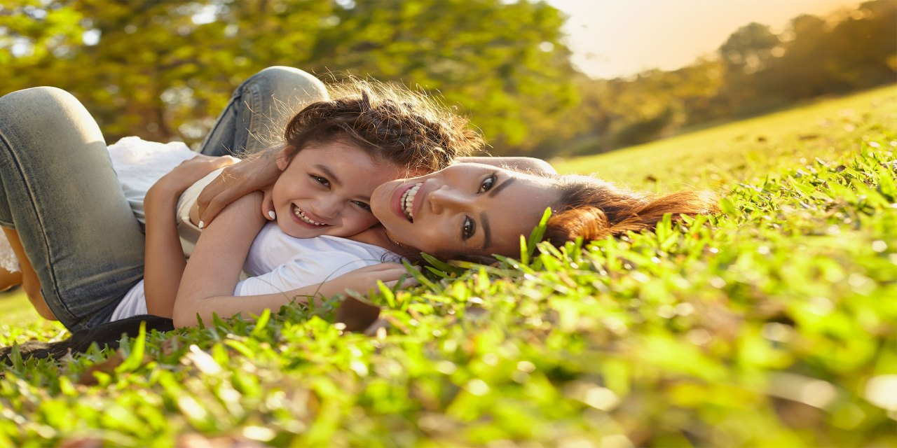 Mom and Daughter; Courtesy of Photomaxx/Shutterstock.com