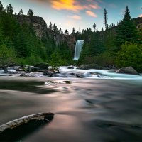 Bend, Oregon; Courtesy of Andrea Soleiman/Shutterstock.com