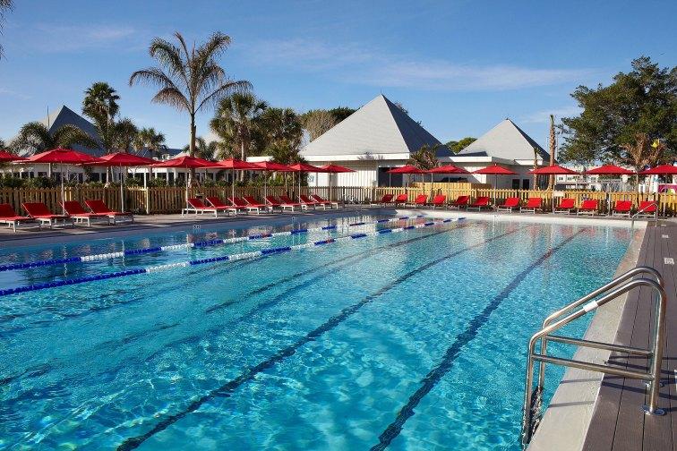 Pool at Club Med Sandpiper Bay in Florida