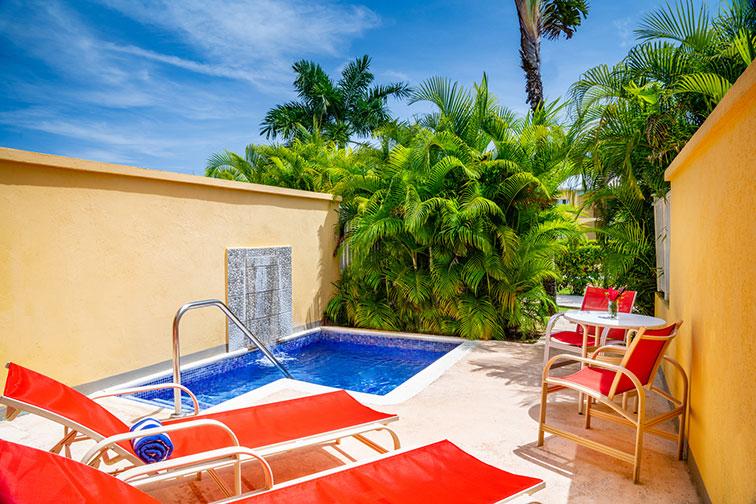 Oceanfront One-Bedroom Butler Suite With Private Pool at Jewel Runaway Bay Beach & Golf Resort in Jamaica