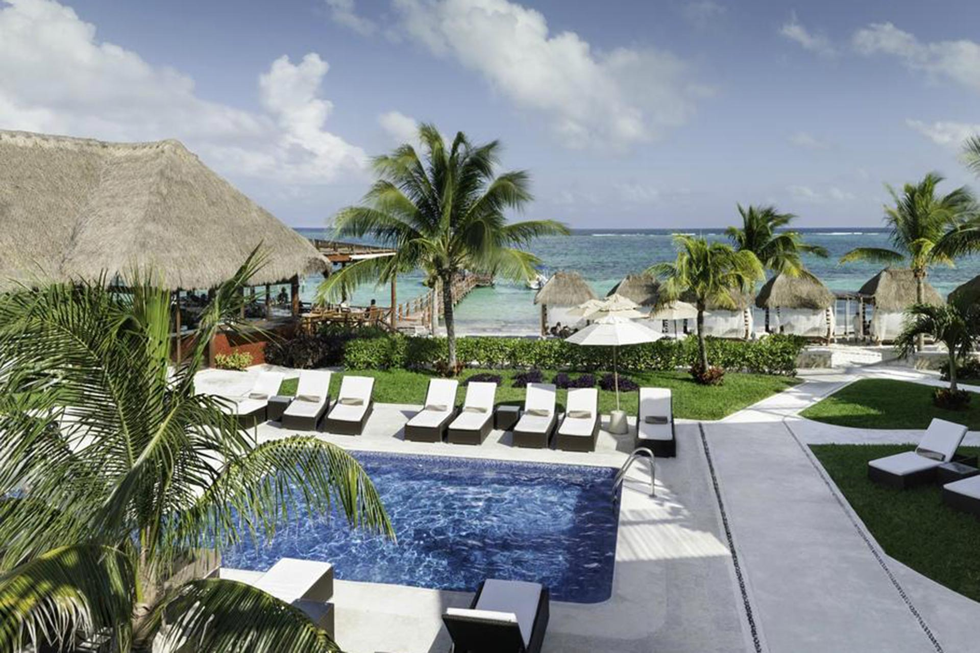 AZUL Beach Resort - Riviera Maya, Mexico - All Inclusive Resort