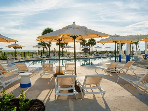 Sirata Beach Resort in Florida; Courtesy of Sirata Beach Resort