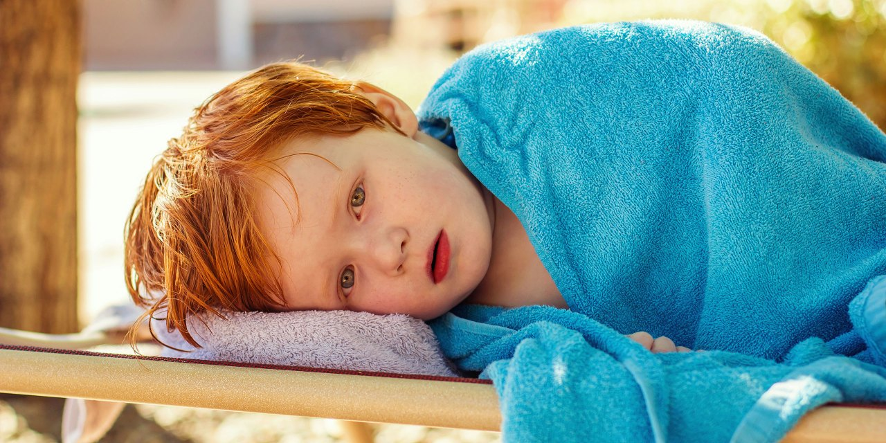 Tired Child; Courtesy of Tanya Little/Shutterstock.com