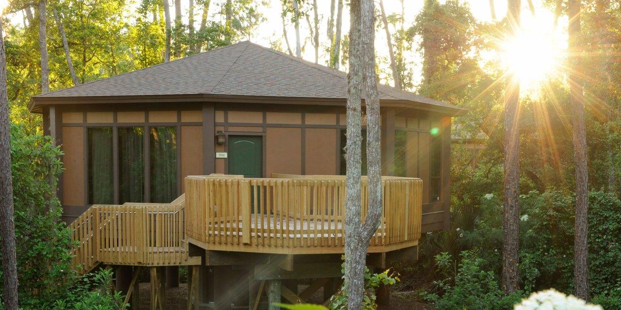 Disney's Saratoga Springs Resort & Spa; Courtesy of Disney