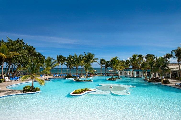 Coconut Bay Beach Resort & Spa in St. Lucia; Courtesy of Coconut Bay Beach Resort & SPA