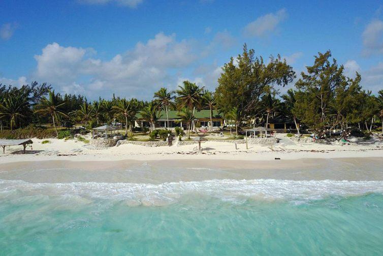 Greenwood Beach Resort in the Bahamas