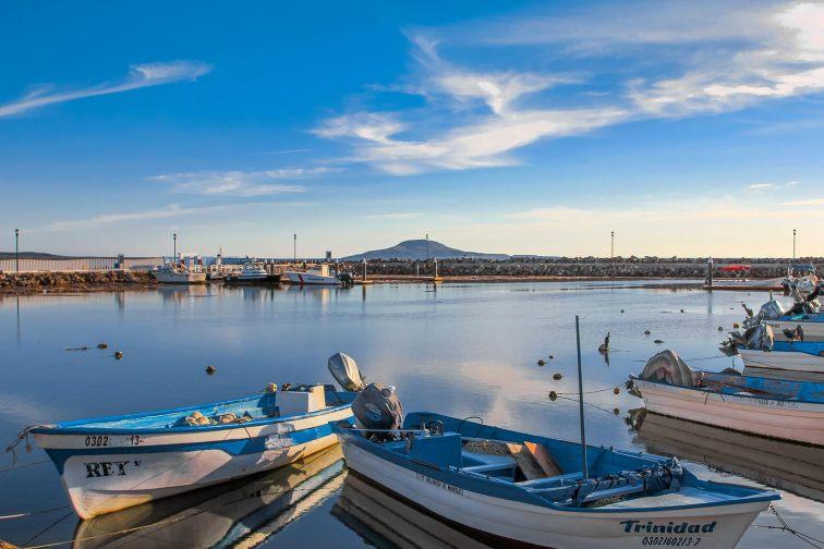 Loreto, Mexico; Photo Courtesy of Benny Marty/Shutterstock.com
