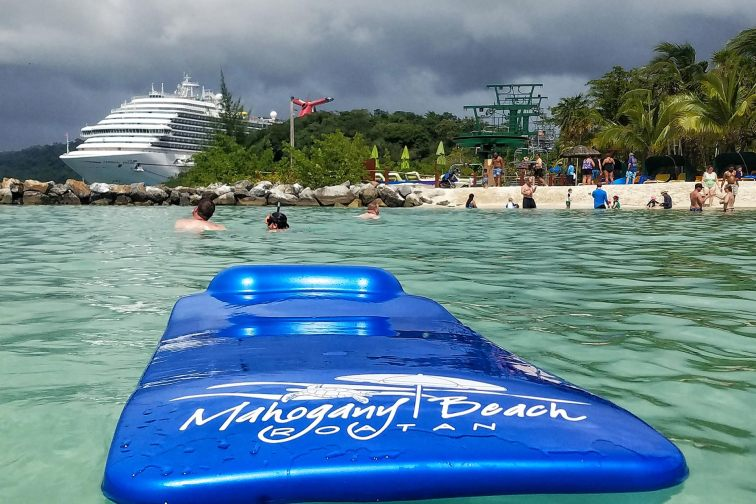Roatan, Honduras; Photo Courtesy of Jeff Bogle/Family Vacation Critic
