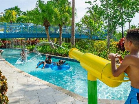 Surfari Water Park at The Grove Resort Orlando; Courtesy of The Grove Resort Orlando