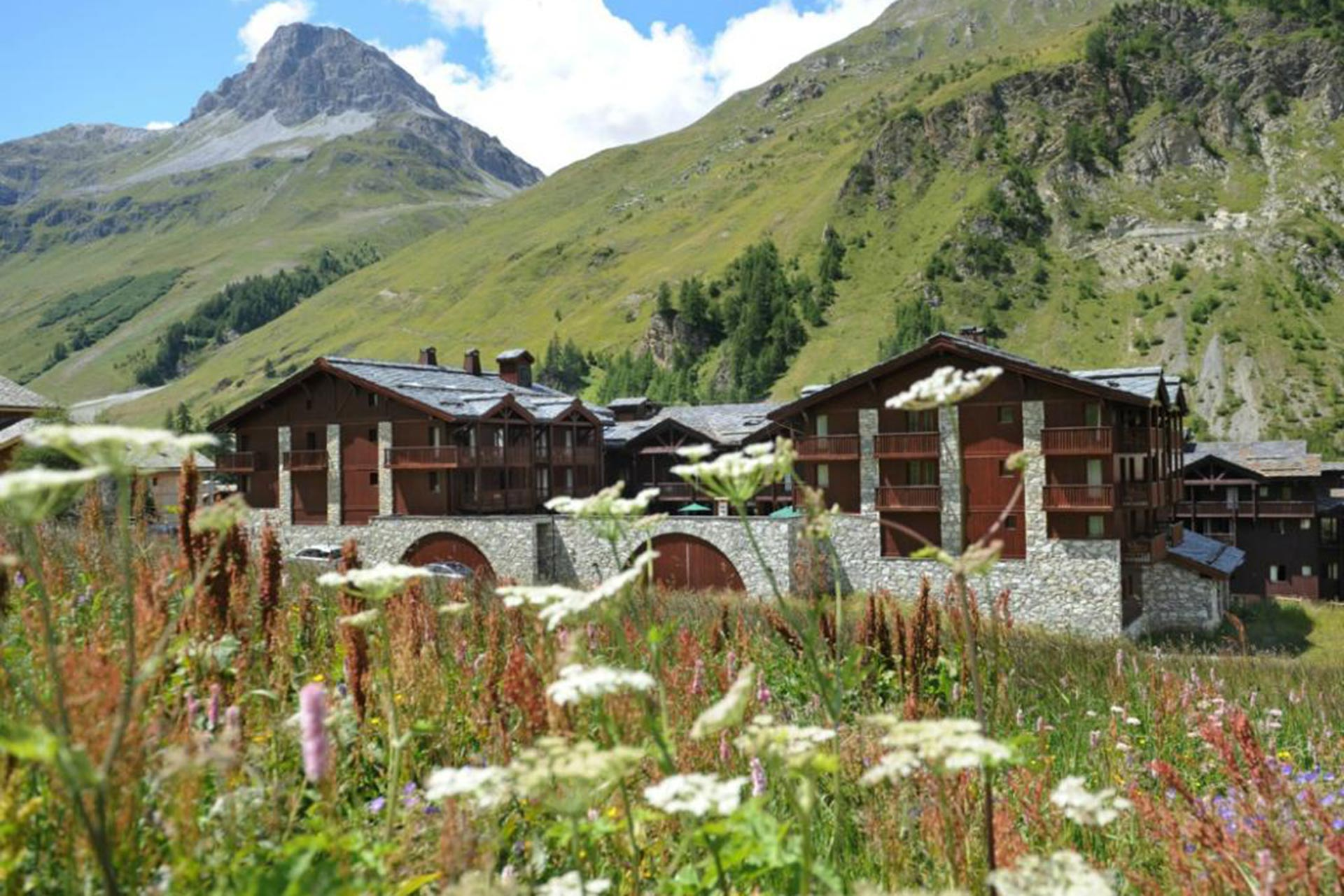 Club Med Val d'Isere in France; Courtesy of Club Med Val d'Isere