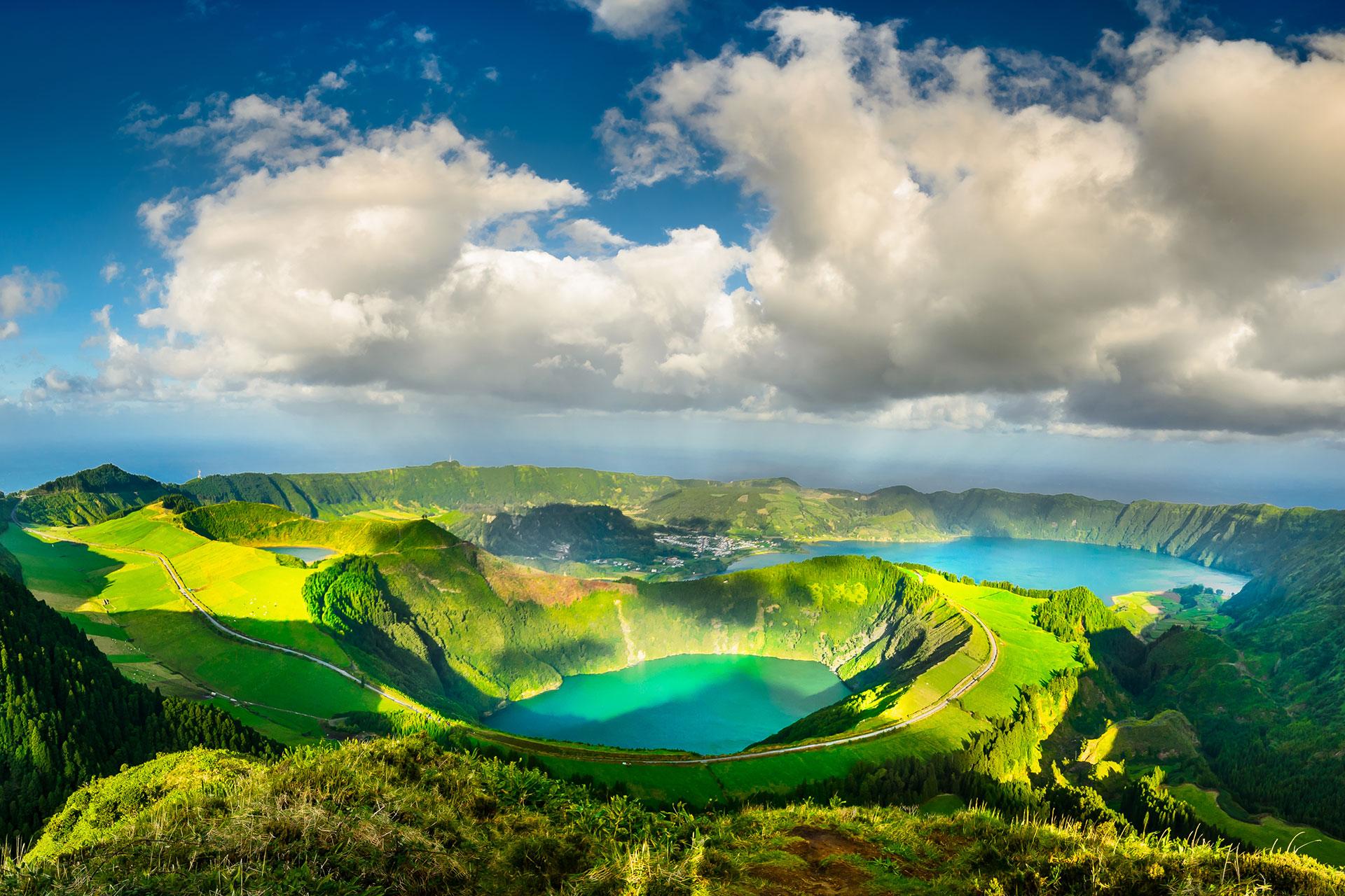 Azores; Courtesy of Dov Fuchs/Shutterstock.com