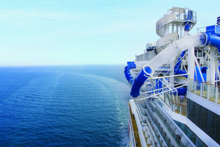 Ocean Loops on Norwegian Cruise Line