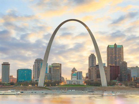 St. Louis Family Vacation