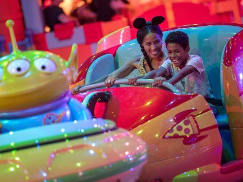 Disney World Hollywood Studios Family Vacations
