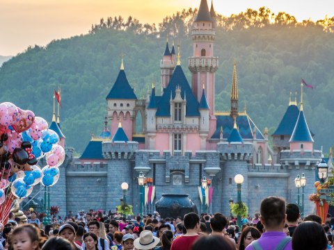 Disneyland Hong Kong Family Vacations