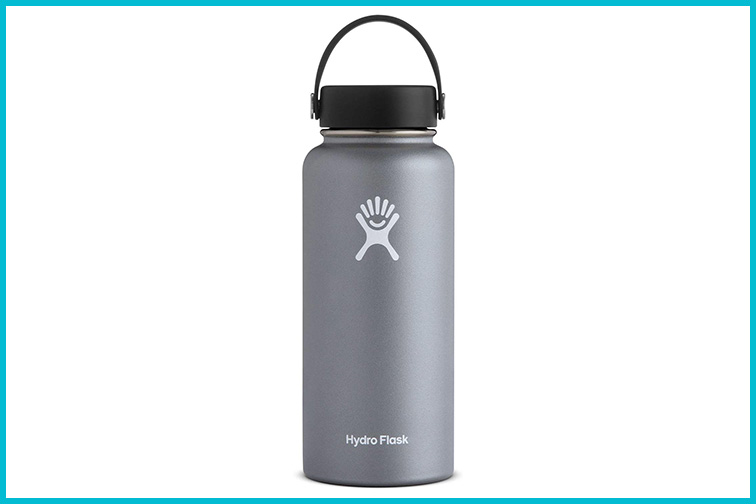 Insulated Water Bottle; Courtesy of Amazon