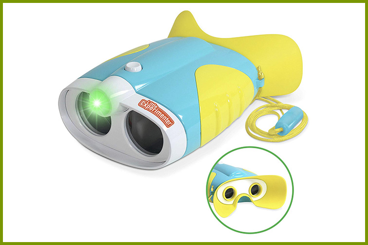 Little Experimenter Night Vision Binoculars; Courtesy of Amazon