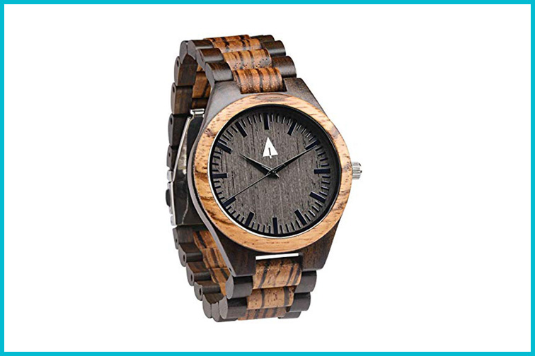 Treehut Bamboo Men's Watch