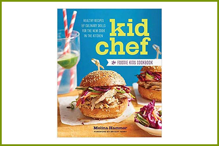 Kid Chef Cookbook; Courtesy of Amazon
