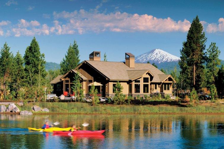 Sunriver Resort in Oregon