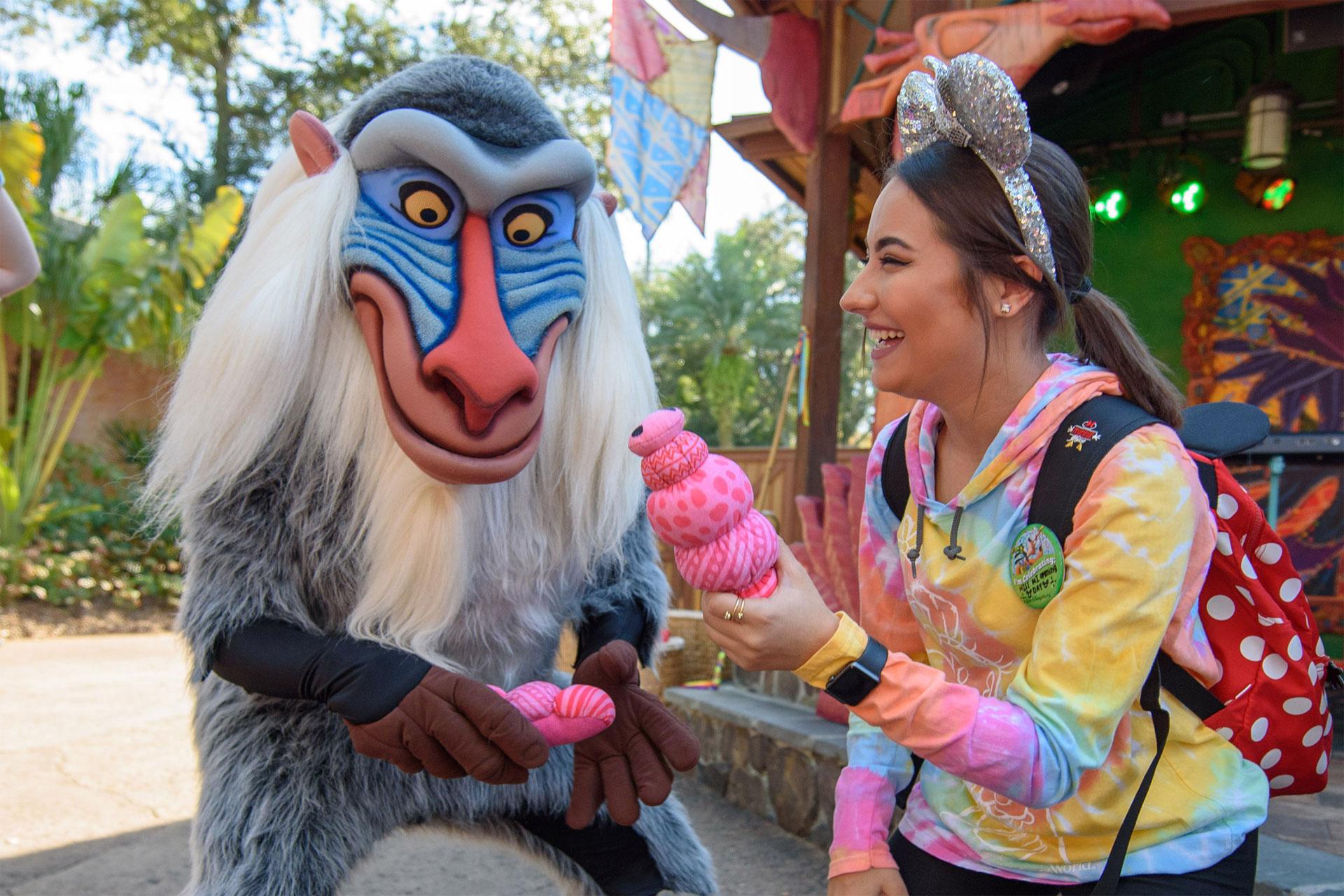 Disney's Hakuna Matata Dance Party; Courtesy of Disney