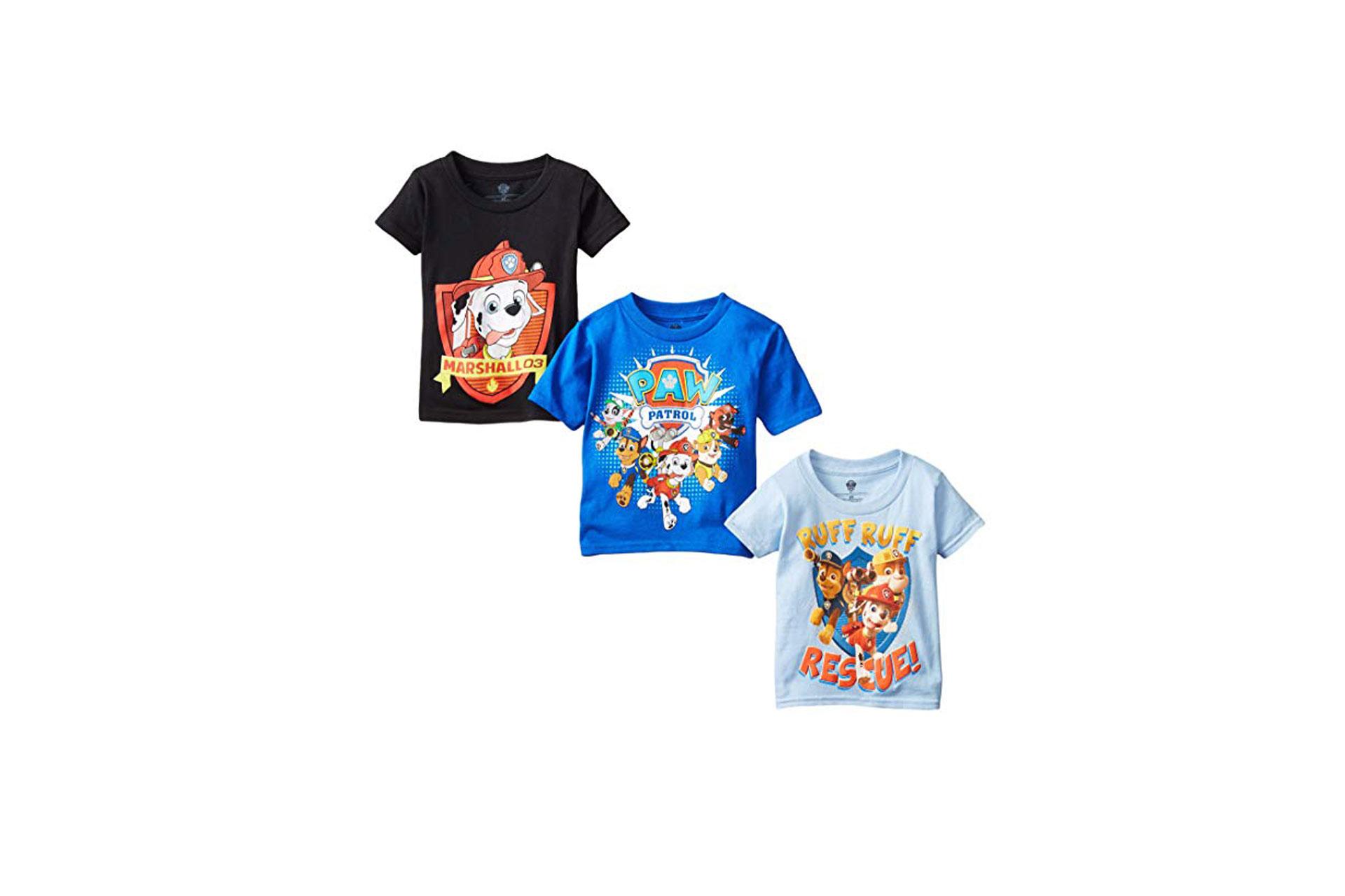 Kids' T-Shirts; Courtesy of Amazon