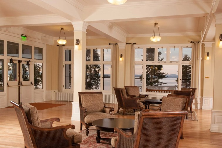 Lake Yellowstone Hotel and Cabins in Yellowstone National Park