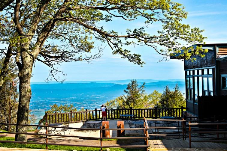 Skyland Resort in Shenandoah National Park