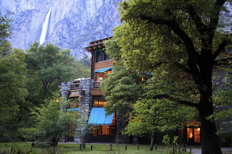 The Majestic Yosemite Hotel; Courtesy of The Majestic Yosemite Hotel