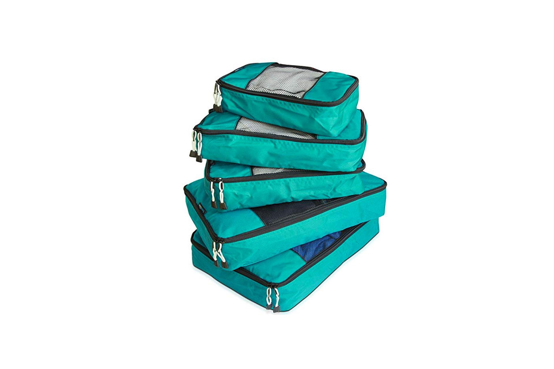 TravelWise Packing Cubes; Courtesy of Amazon