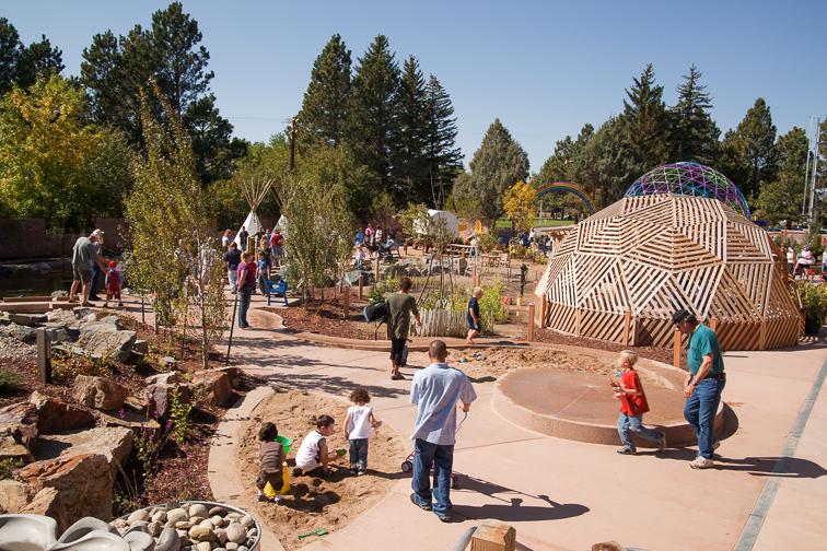 Cheyenne Botanic Garden; Courtesy of Visit Cheyenne
