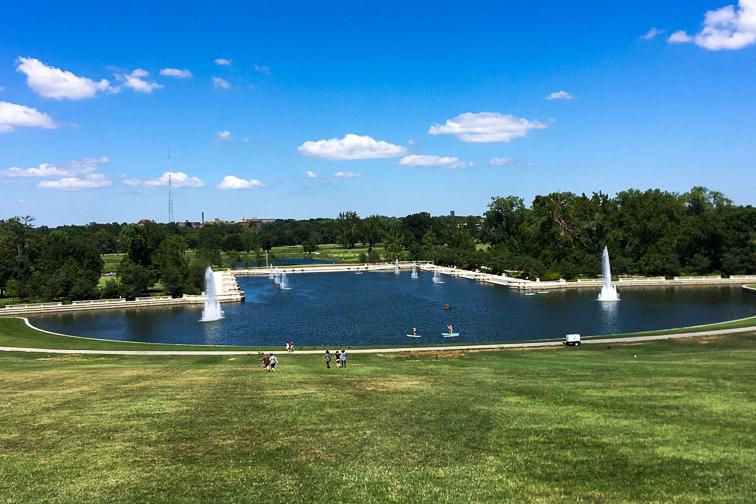 St. Louis Forest Park; Courtesy of TripAdvisor Traveler/ptottraveller