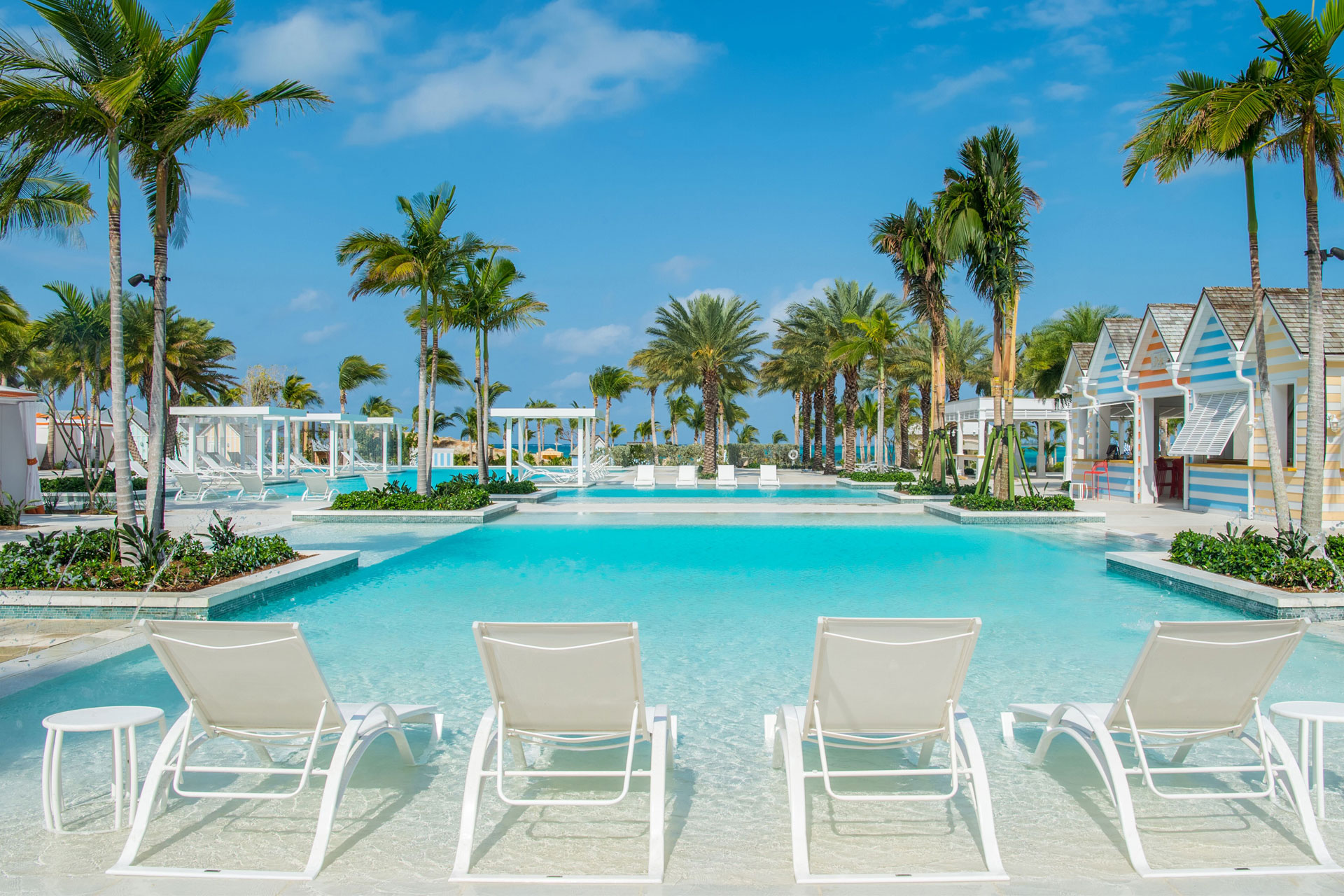 Baha Mar Drift Pool; Courtesy of Baha Mar Resort