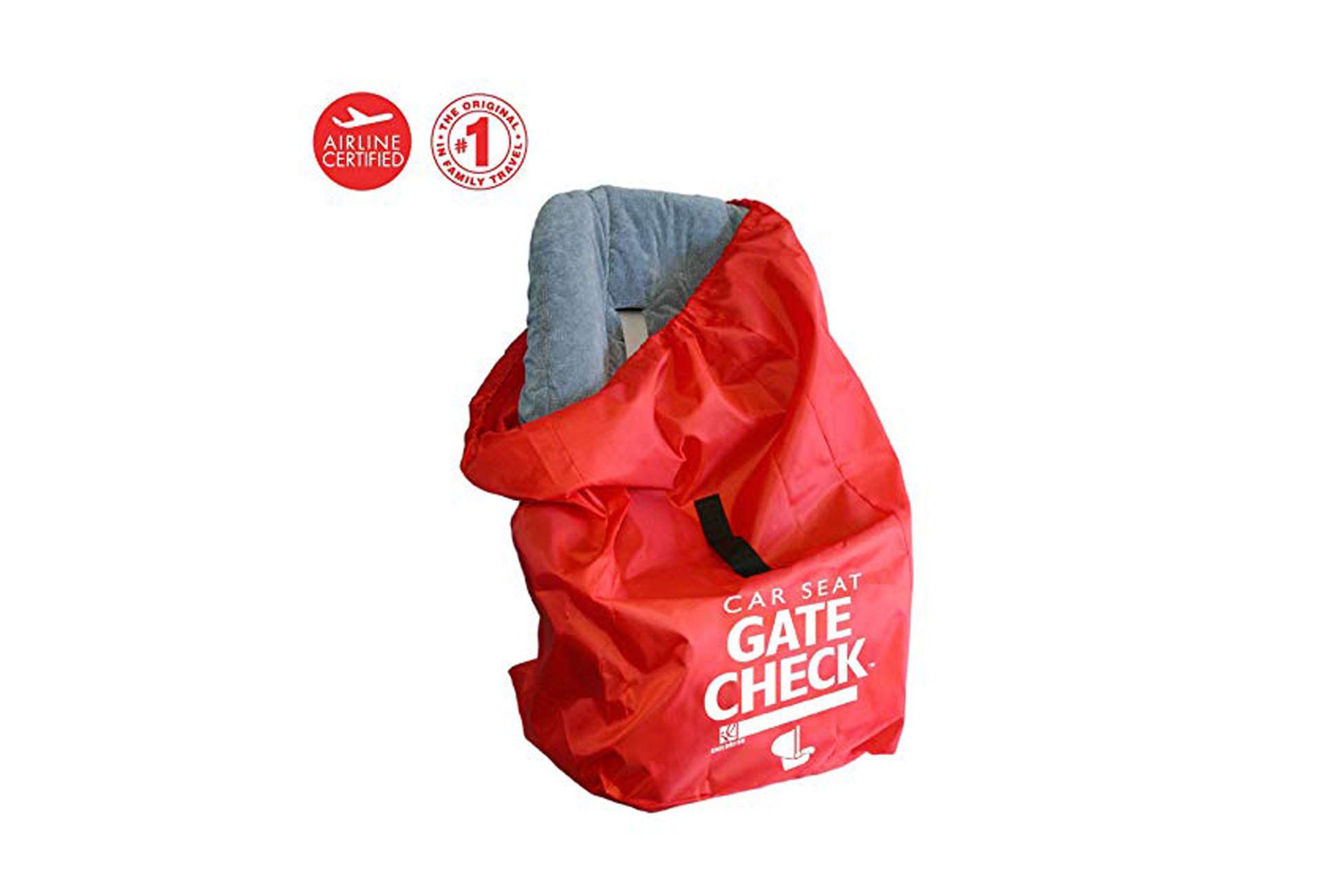 Car Seat Bag; Courtesy of Amazon