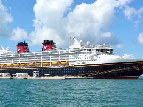 Disney Cruise Ship; Courtesy of Chuck Wagner/Shutterstock.com