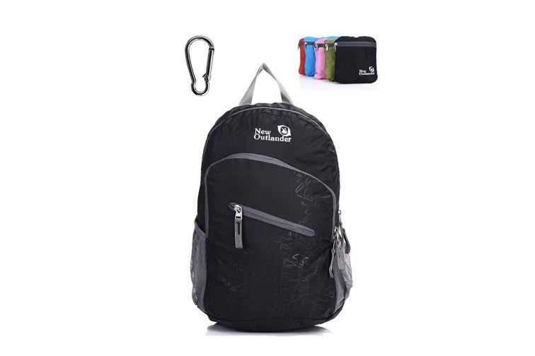 Outlander Backpack Day Bag; Courtesy of Amazon