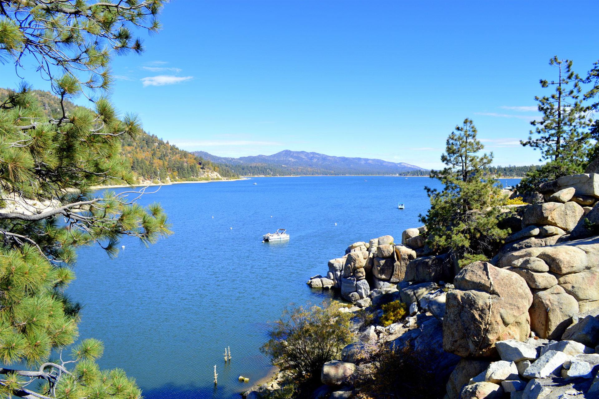 Big Bear Lake, California; Courtesy of divanov/Shutterstock.com