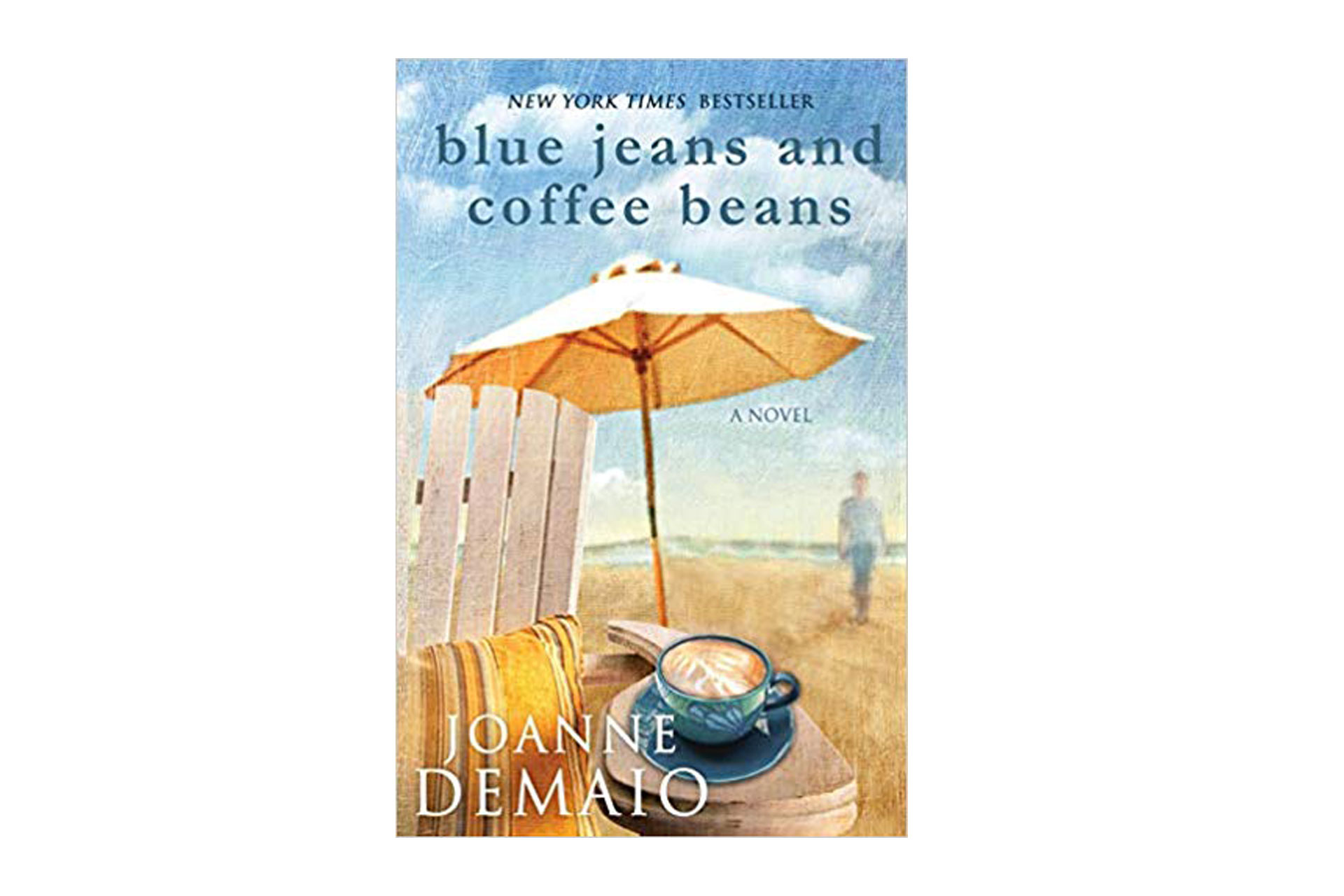Blue Jeans and Coffee Beans; Courtesy of Amazon
