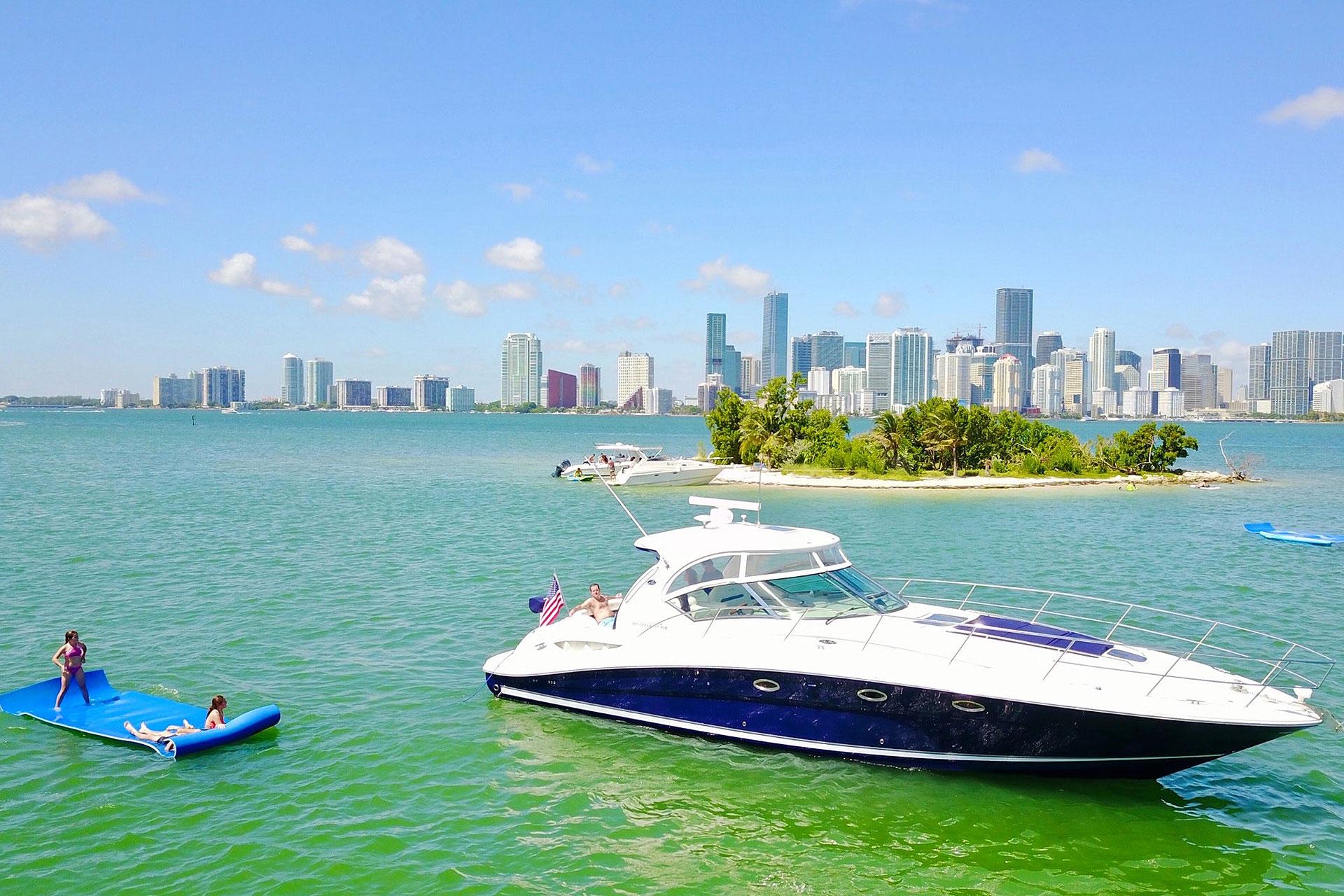 GetMyBoat Boat Rental; Courtesy of GetMyBoat