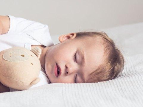 Sleeping Baby; Courtesy of Mallmo/Shutterstock.com