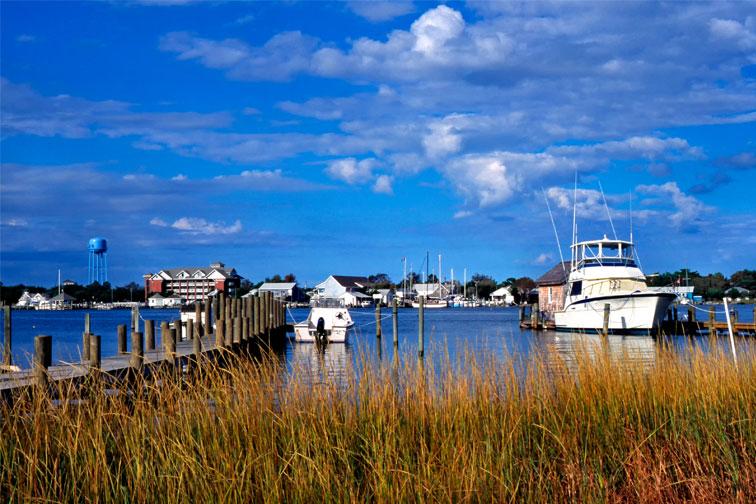Ocracoke Island North Carolina; Courtesy of Malachi Jacobs/Shutterstock.com