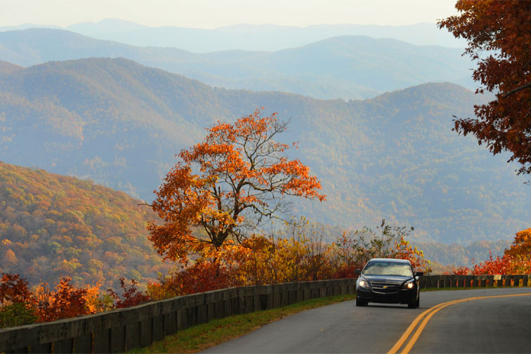 Asheville, North Carolina Road Trip; Courtesy of Explore Asheville