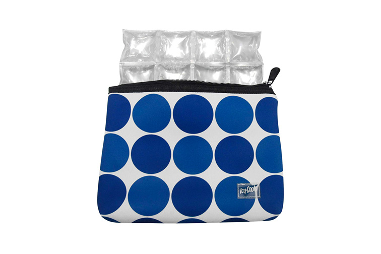 ICY Cools Insulated Pouch; Courtesy of Amazon