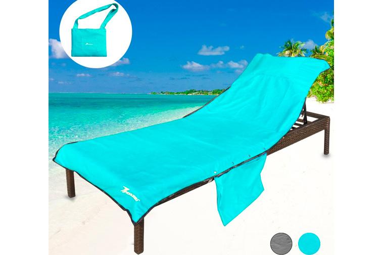 YOULERBU Thick Beach Towel; Courtesy of Amazon