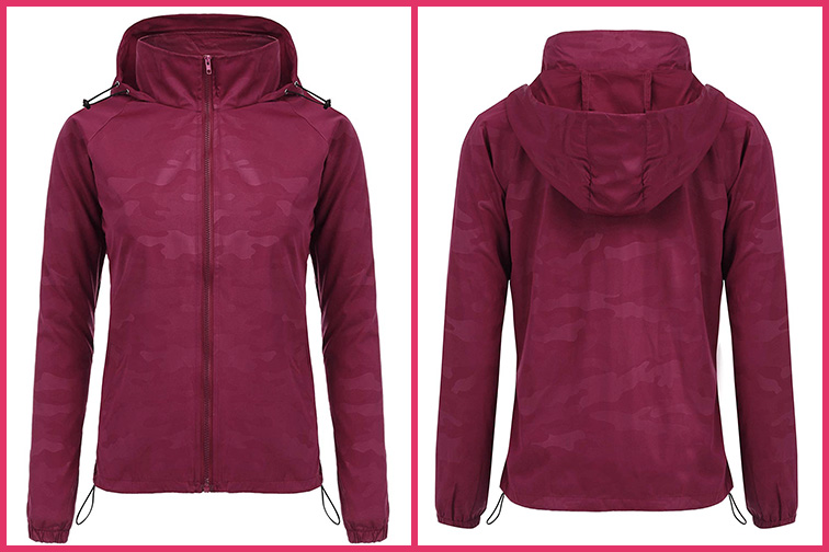 FISOUL Women's Lightweight Jacket; Courtesy of Amazon