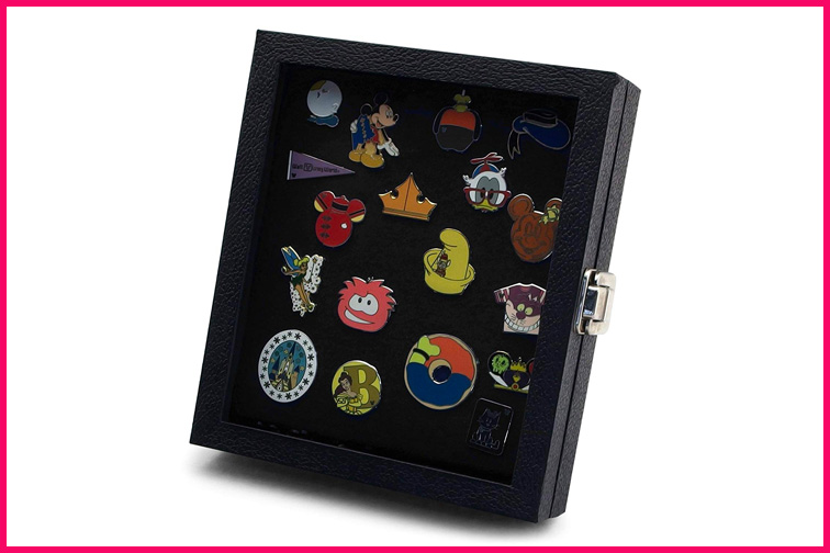 Hobbymaster Pin Collector's Display Case; Courtesy of Amazon
