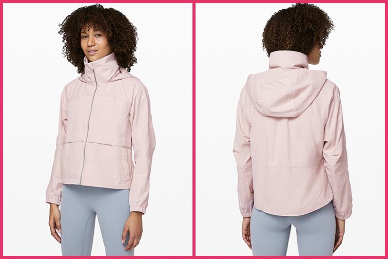 Lululemon Effortless Jacket; Courtesy of Lululemon